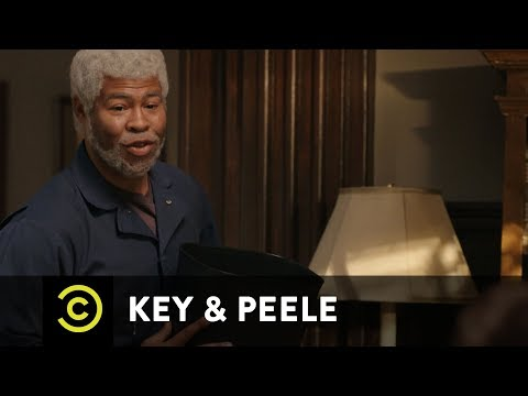 Key & Peele - Magical Negro Fight