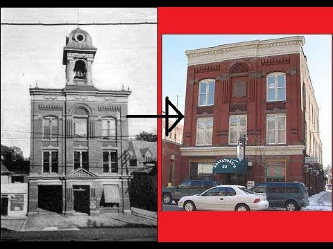 Local Wonderings: Gloversville, NY (dumbing down architecture)