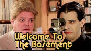 Scanners (Halloween Welcome To The Basement)