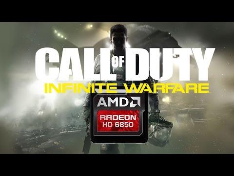 Call of Duty: Infinite Warfare (HD6850)