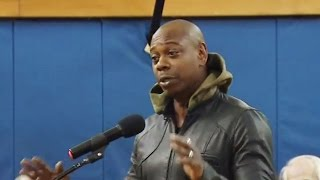 Dave Chappelle Speaks Out On Police Violence (VIDEO)