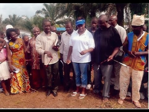 Ground Breaking Ceremony For Construction of The Royal Christian Institute