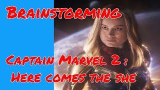 How should Captain Marvel 2 begin the new MCU???