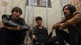 La terza guerra mondiale intervista ai The Zen Circus Live Feltrinelli Milano