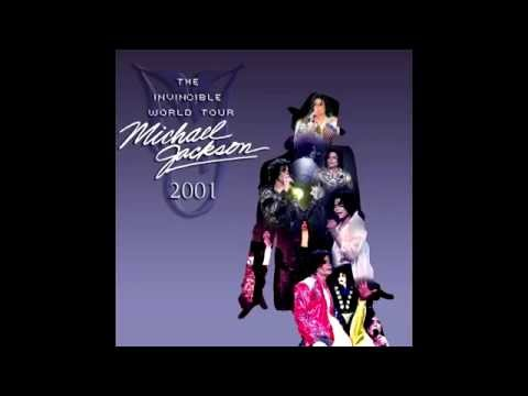 Michael Jackson - Whatever Happens (The Invincible World Tour 2001) (By KaiDRecords)