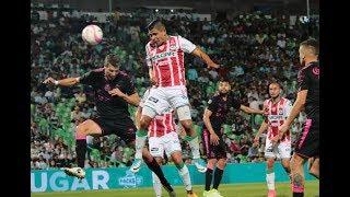 Apertura 2017 | Santos vs Necaxa (Resumen)