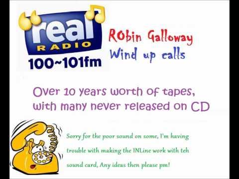 Robin Galloway Wind up No66: Mr McGlynchy no1