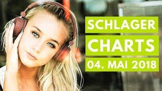 Schlager Charts 2018 - Die Top 10 vom 04. Mai