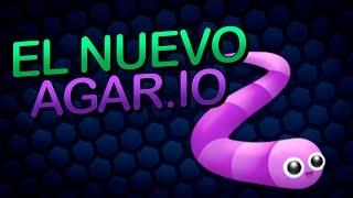 SLITHER.IO: EL NUEVO AGAR.IO | iTownGamePlay