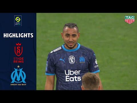 STADE DE REIMS - OLYMPIQUE DE MARSEILLE (1 - 3) - Highlights - (SdR - OM) / 2020-2021