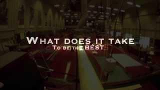 GK Gymnastics Commercial for Worlds 2013