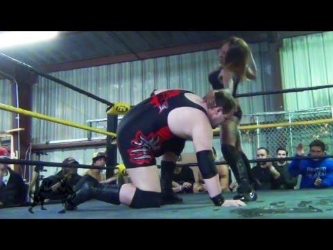 DJ Hyde vs. Miranda Banks - Beyond Wrestling [Free Match] CZW Academy - Intergender Mixed Womens