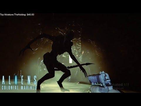 Cr1TiKaL (penguinz0) Stream Jan 9th, 2018 [Aliens: Colonial Marines]