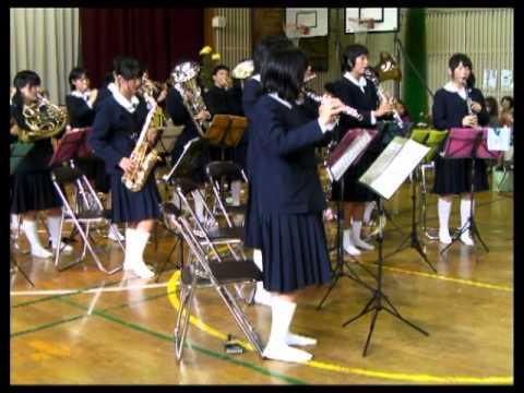 鷹取中学校吹奏楽部コンサート♪ ...