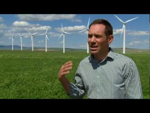 Industrial Wind Turbines - NIMBY = Not In My Back Yard OR Ne
