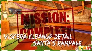 江小Mの遊戲實況【Viscera Cleanup Detail SANTA'S】:我要加薪!