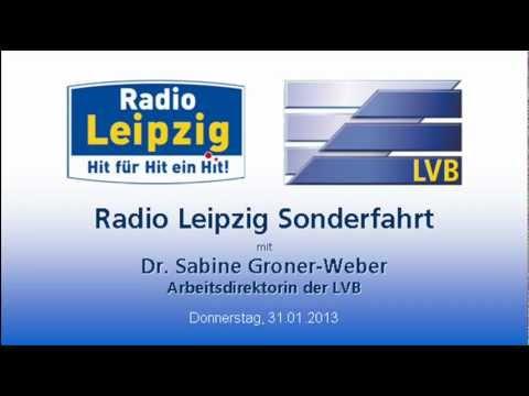 Die Radio Leipzig Sonderfahrt im Januar 2013