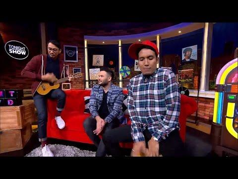Jamming Session : Ridho Rhoma, Vincent & Desta - Kopi Dangdut
