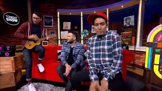 Jamming Session : Ridho Rhoma, Vincent & Desta - Kopi Dangdut MP3