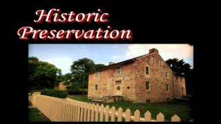 Historic Preservation -- 121st DAR Continental  Congress