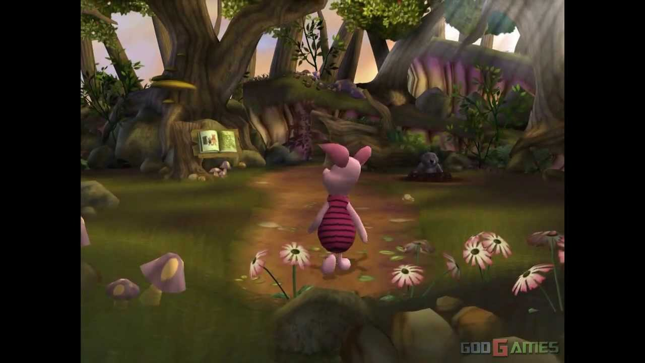 Drops Wallpaper Hd Piglet S Big Game Gameplay Gamecube Hd 720p Dolphin Gc