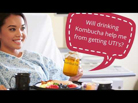 What Is Kombucha Good For? | Preventing Urinary Tract Infetions