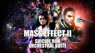 "Mass Effect 2 Soundtrack ""Orchestral Suicide Mission Suite REMIX"""