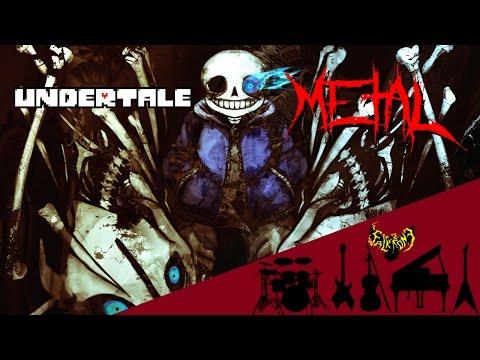 UNDERTALE - MEGALOVANIA 【Intense Symphonic Metal Cover】
