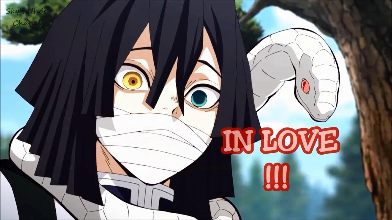 Kimetsu No Yaiba Demon Slayer Iguro Obanai Kanroji Mitsuri Obamitsu Youtube Obanai is deeply in love with mitsuri, as he has stated in the manga. kimetsu no yaiba demon slayer iguro obanai kanroji mitsuri obamitsu
