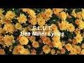 S.L.U.T. || Bea Miller Lyrics