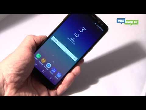 Samsung Galaxy A8 (2018) test fornuftig men overpriced