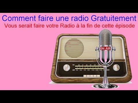 Comment crée sa Web Radio Gratuitement | Épisode 2