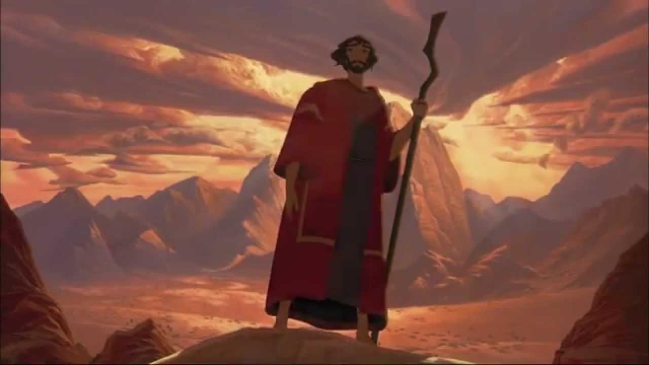Le prince Egypte *Final - Délivre-nous (reprise)* HD