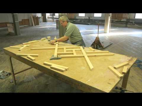 Assembling A Chippendale Railing