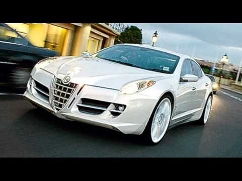 Alfa Romeo Giulia >> 2015 Alfa Romeo Giulia Berlina & New Maserati Ghibli Preview - Italian Chrysler 300 - YouTube