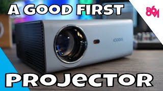 iCODIS T400 Low Budget Entry Level Home Projector Overview