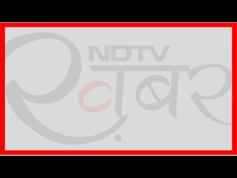 Live TV, Hindi News Channel, Watch Live TV Online - NDTV India