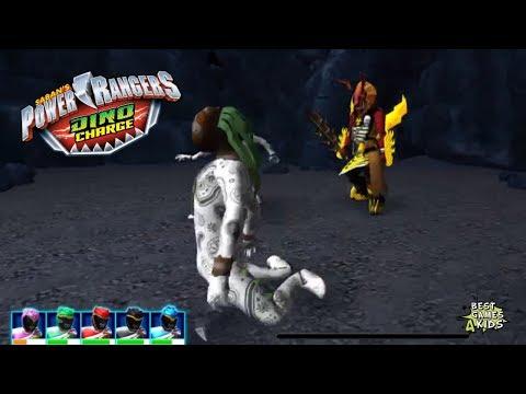 Power Rangers Dino Charge Rumble   FULL FURY! Challenge - iPhone XS Max Gameplay