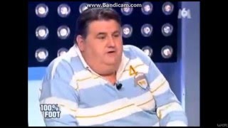 Bernard Lacombe clash Pierre Menes !!!