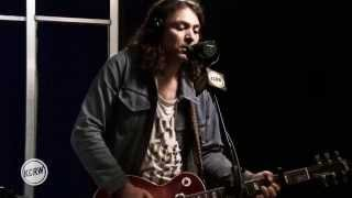 "The War On Drugs performing ""An Ocean In Between The Waves"" Live on KCRW"