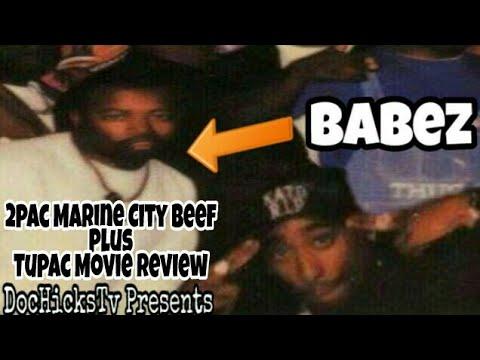 Interview: 'Babez' Talks Tupac Marin City Park SH00TING + All Eyez On Me Movie Review | DocHicksTv