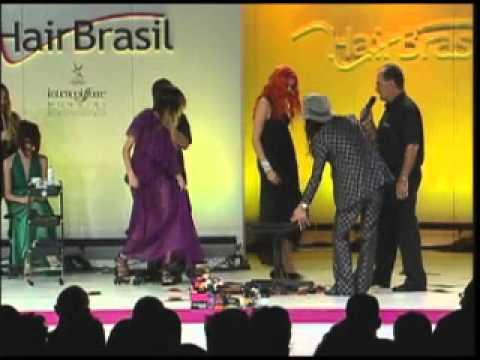 Robert Cromeans na Hair Brasil 2012
