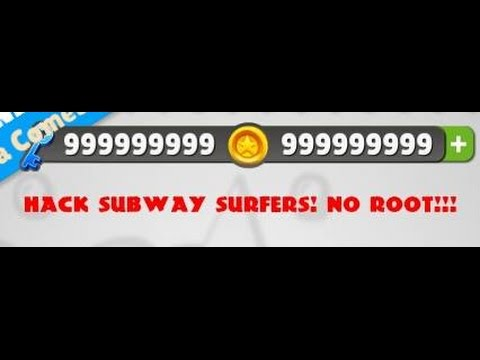 Subway Surfers Hack Tool – Unlimited Free Coins and Keys ...