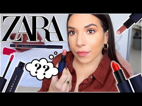 ♡ ZARA Makeup .?! 🧐💄 *choquée*
