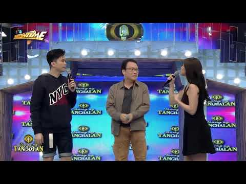 Vhong and Anne teach Ryan how to act.