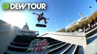 Dew Tour SF 2013: Street Finals