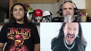 HammerFall ft. Noora Louhimo - Second To One [Reaction/Review]