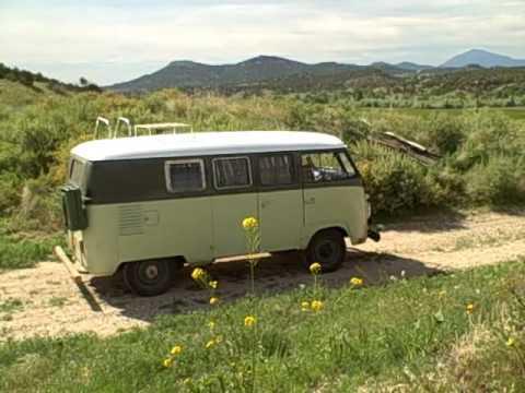 30 yr old restored VW bus