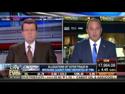 Fox Business: FL Republican Chairman Resolves Ballot Claims in Broward