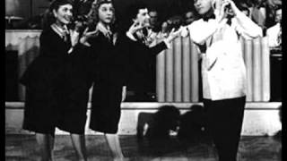 Bing Crosby the Andrews Sisters Mele Kalikimaka SL